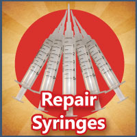 Repair Syringes